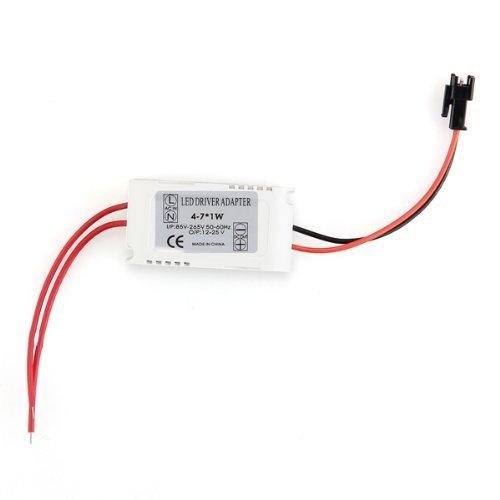 Toogoo(R) 6W Led Light Lamp Driver Power Supply Converter Electronic Transformer For Mr16