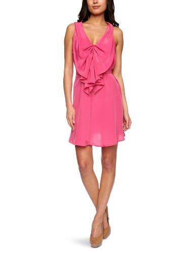 Killah Fiordo Wrap Women's Dress Fuschia Medium