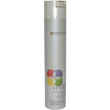 Colour Stylist Strengthening Control Hairspray Unisex Spray by Pureology, 11 Ounce by Thinkpichaidai