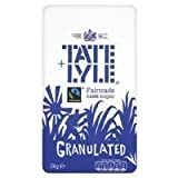 Tate & Lyle Fairtrade Sugar 1kg Bag Pack of 15