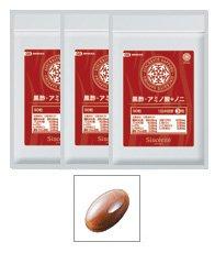 黒酢・アミノ酸+ノニ 3袋セット