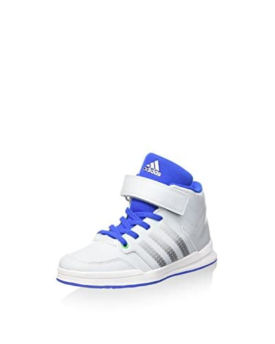 adidas Sneaker Alta Jan Bs 2 Mid C [Ghiaccio/Argento]