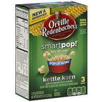 Orville Redenbacher's 94% Fat Free Smart Pop Kettle Korn Microwave Popcorn 8.07 oz (Orville Redenbacher Popcorn Salty compare prices)