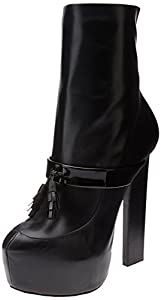 Ruthie Davis Women's Audrina Boot,Black,6.5 M US