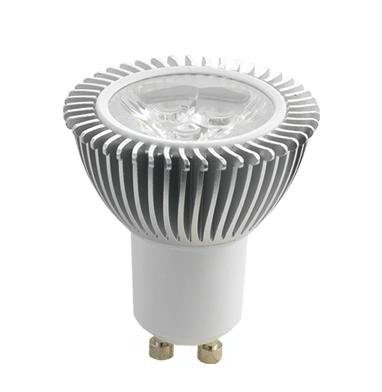Greatlight White 4*5W 320Lm (3X1W) Gu10 Led Spot Lamp, Spotlight Suitable For Spotlights, Downlights And Fire Rated Housings