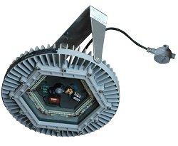 Ceiling Mount Explosion Proof 150 Watt High Bay Led Light Fixture - 10,000 Lumens - Class 1 Div 1