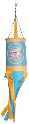 In the Breeze U.S. Coast Guard Spinsock, 14-Inch