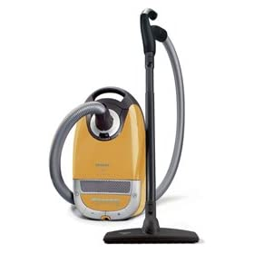 Miele S5381 Leo Canister Vacuum Cleaner w/ S236 Power Nozzle