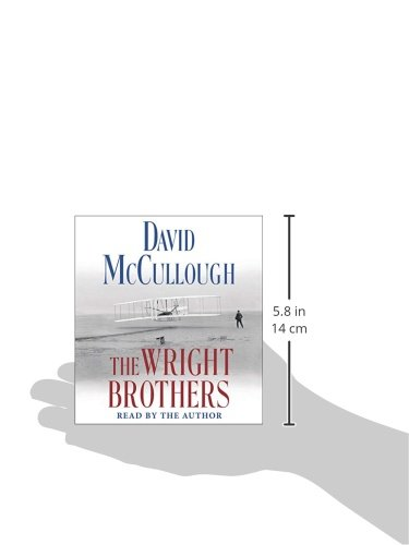 Book The Wright Brothers by Simon & Schuster Audio