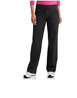 Women's Plus-Size Dri-More Core Relaxed Fit Workout Pant - Yoga , Gym