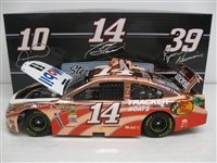 Tony Stewart 2013 Mobil 1 1:24 Copper Nascar Diecast by Action Racing Collectables