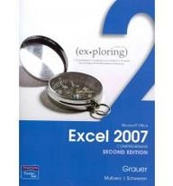 Exploring Microsoft Office Excel 2007 Comprehensive and Myitlab Student Access Code Card for Office 2007 Package