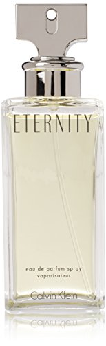 Calvin Klein Eternity for Women, Eau De Parfum, 3.4 Ounce