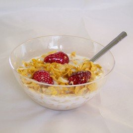 new-real-looking-faux-cornflakes-cereal-bowl-w-fruits
