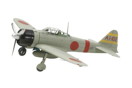 1/72 ウォーバードコレクション No.80 三菱 零式艦上戦闘機 ニ一型 60780