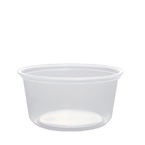 Clear Deli Containers, Durable Plastic Storage Containers with Lids Hot and Cold Disposable Containers Use for Any Food of Your Choice (12oz) (Clear Plastic Containers 12 Oz compare prices)