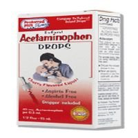 Buy Acetaminophen Infant Drops Cherry Flavor - 15 Ml (Acetaminophen, Health & Personal Care, Products, Health Care, Pain Relievers, Non-Aspirin, Acetaminophen)