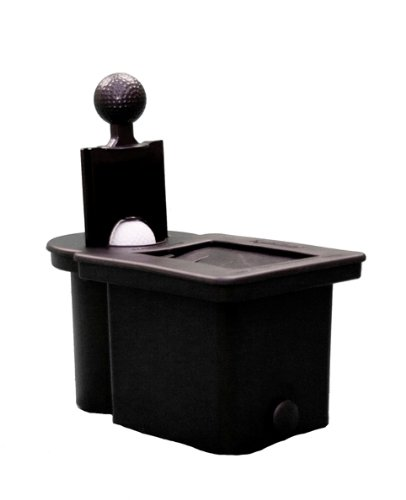 club-clean-kraft-6-pack-with-bracket-kit-black