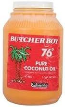 1 Gallon Colored Coconut Oil