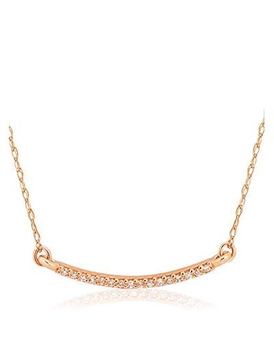 Divas Diamond Conjunto de cadena y colgante Diamond Waterway