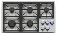 dacor-discovery-36-stainless-steel-gas-cooktop