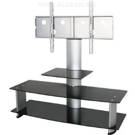 The Best  FS95BS Universal TV Floor Stand Bracket for 26″ 30″ 32″ 37″ LCD TVs