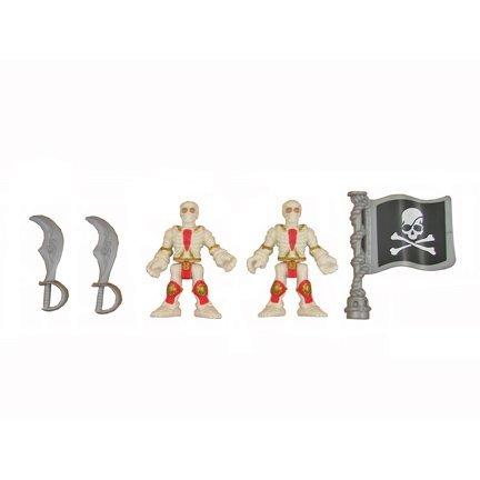 Fisher Price Imaginext Black Pirate Ship - Replacement Parts (Imaginext Replacement Parts compare prices)