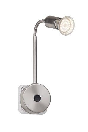 Stirnlampe LED USB Wiederaufladbare Kopflampe Wasserdicht Schwarz/1 pcs