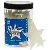 Jar of Glow Stars Party Accessory