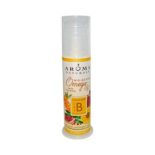 Aroma Naturals Omegax Vitamin Creme Amazing B5, C And E 3.3 Oz