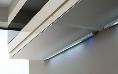 Hafele Led Low Voltage Lighting, Parallel Series, Bali, Touch Control, 500 Mm Length