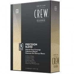 American Crew Precision Blend Reinventing Hair Color for Men Kit; Light Pack of 2