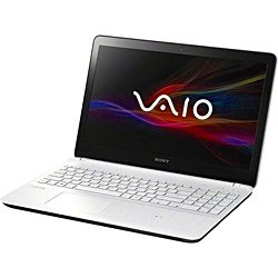 ���ˡ�(VAIO) VAIO Fit 15E (15.5��/Win8.1_64/Pentium/4G/1T/DVD/Office) �ۥ磻�� SVF15327EJW