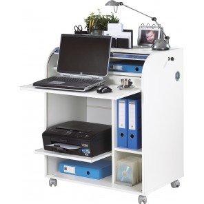 Simmob-Mobile IT bianco a rotelle Tenda stampato-Colori-Fata 217