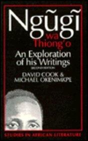 Ngugi wa Thiong'o (Studies in African Literature)