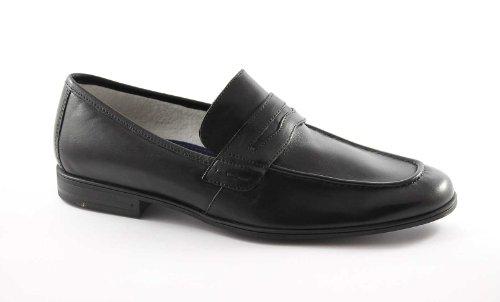 LION 20685 nero scarpe uomo mocassini antistatici 44