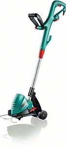 Bosch ART 30 Combitrim Rasentrimmer + Extrastarker Faden 30 cm (6 Stück) + RäderSet + Pfanzenschutzbügel (500 W, ProTapSpule, 3,4 kg)  BaumarktKundenbewertung und Beschreibung