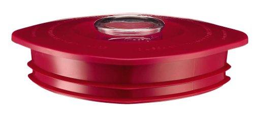 Cuisinart 美膳雅 PowerEdge CBT-1000 1.3马力 食物料理机/搅拌机 红色版 套装 $79(约¥810)图片