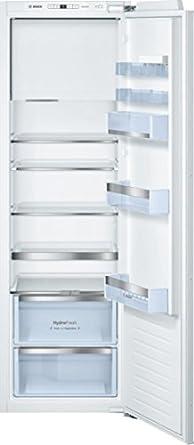 Bosch KIL82AF30 frigo combine - frigos combines (Intégré, Blanc, Placé en haut, Droite, A++, SN, ST)