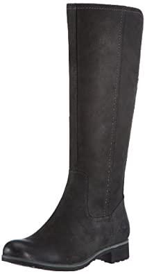 Timberland 天木兰Women's美女真皮长筒靴  Knee-High Boot折后$84.78两色