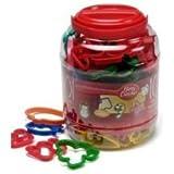 Betty Crocker 101 Piece Plastic Cookie Cutters