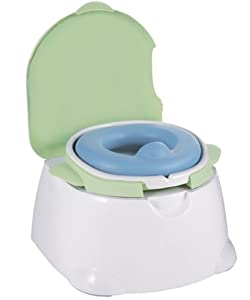 Safety 1st Comfy Cushy Potty Trainer and Step Stool