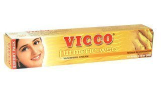 VICCO TURMERIC WSO SKINCARE Vanishing CREAM 60g by Vicco - 1