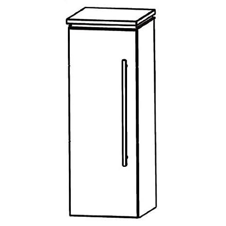 In Line Highboard (HBA514A5L/R) Bathroom, 40cm