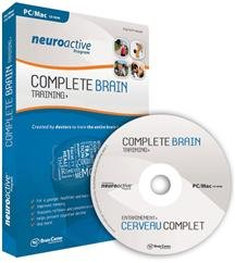 NEUROACTIVE PROGRAM COMPLETE BRAIN TRAIN (SOFTWARE