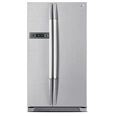 Videocon VPP60ZPS-FSC Frost-free Side-by-side Refrigerator (618 Ltrs, Platinum Silver)