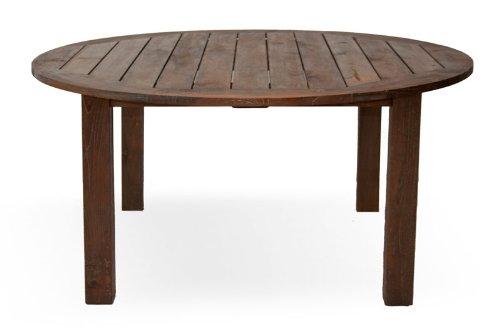 Diamond Garden Tisch Belmont 140 gealtert
