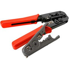 All-In-One Telecom Crimp Tool Kit