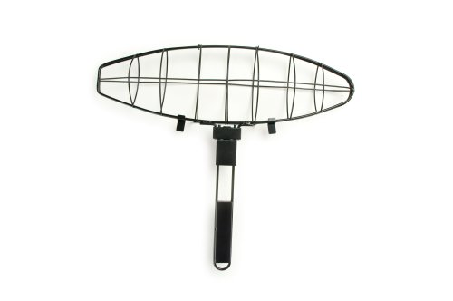 Steven Raichlen Best Of Barbecue Non-Stick Large Fish Grilling Basket