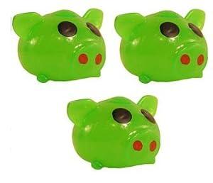 Green Squishy Toys : Splat ball on Shoppinder